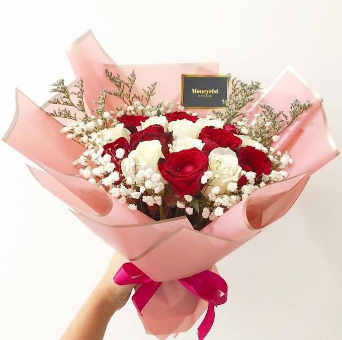 Rangkaian Bunga Yang Anda Pesan Dikirim Express Ke Tujuan