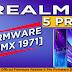 Realme 5 Pro Firmware [RMX 1971] Qualcomm | Ofp Flash File