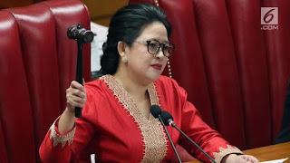 Ketua DPR RI Puan Maharani : Pemerintah Tidak Takut FPI