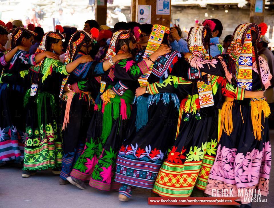Kalash Festival   Choimus  Winter