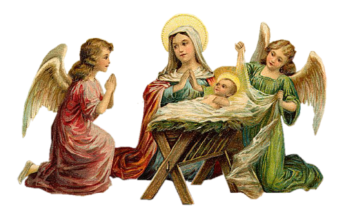 christmas wallpapers of baby jesus
