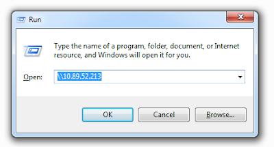Cara Sharing File/Folder di Windows Tanpa Software