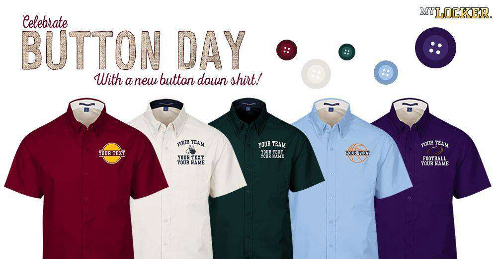 National Button Day Wishes Photos