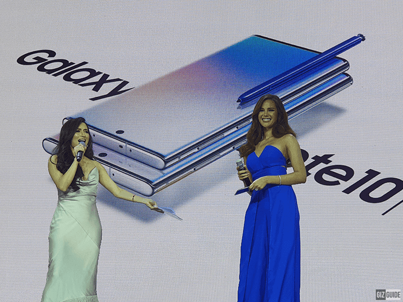 Samsung Galaxy Note10, Note10+ now official in the Philippines!