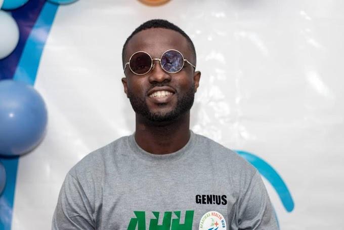Afariwaa Health Hub, a Virtual health platform founded by Ghanaian Airforce personnel, Suleman Daniel