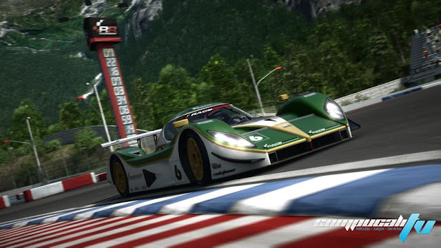 Raceroom Racing Experience Teaser PC Full Descargar 2012