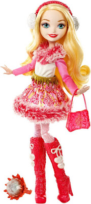 TOYS : JUGUETES - EVER AFTER HIGH  Epic Winter - Apple White | Muñeca - Doll  Producto Oficial Serie Netflix 2016 | Mattel | A partir de 6 años   Comprar en Amazon España & buy Amazon USA