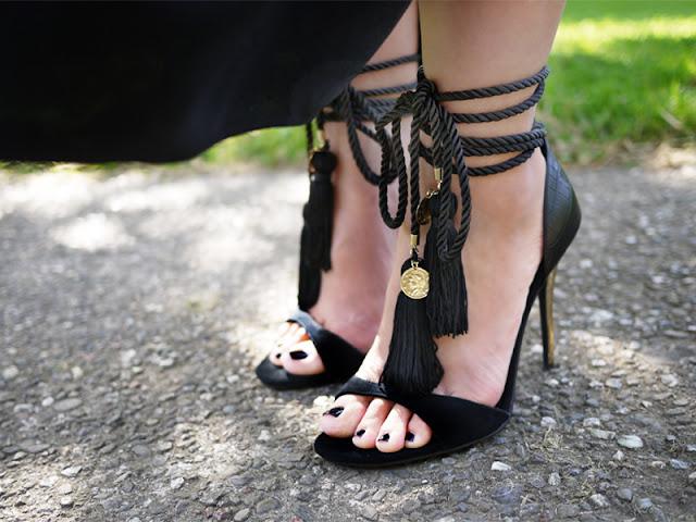 zapatos, jimmy choo, borlas, pompones, adornos, customizar, accesorios