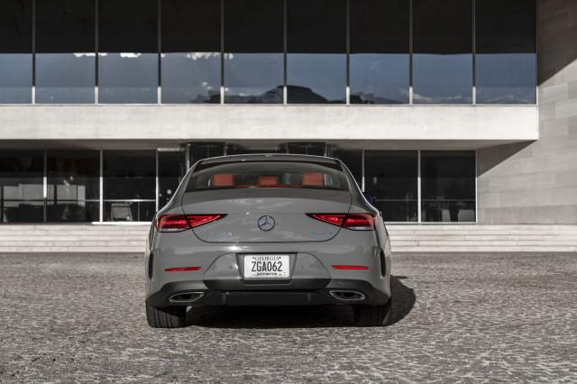 2021 Mercedes-Benz CLS Class Review