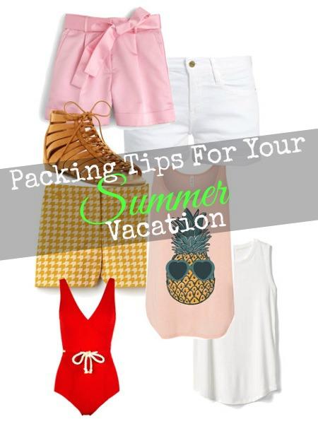 packing light tips