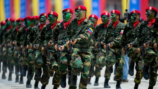 El Frente Institucional Militar solicitó a la Asamblea Nacional venezolana que rompa relaciones diplomáticas con Cuba