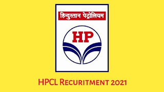 HPCL Notification 2021