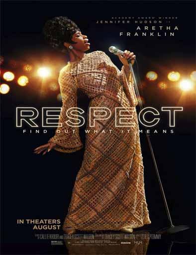 pelicula Respect: La historia de Aretha Franklin