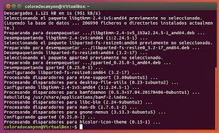 GParted para Linux Ubuntu