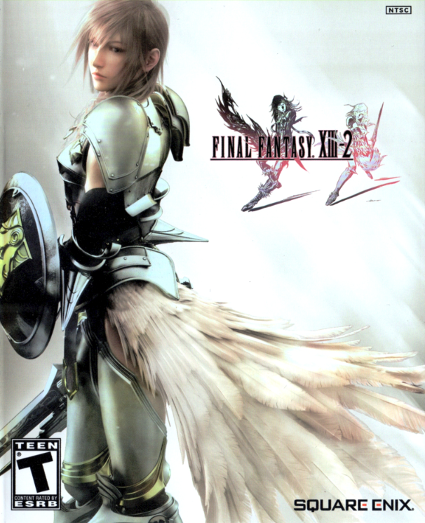 Final Fantasy XIII-2 ESPAÑOL PC
