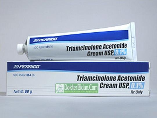 Triamcinolone Acetonide Cream - Efek Samping, Dosis dan Manfaatnya Untuk Kesehatan