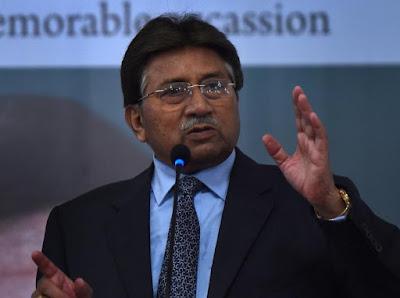 محكمة قضائيه بكستانيه تحكم بالاعدام على الرئيس البكستاني الاسبق برويز مشرف