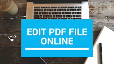 How to Edit PDF Files Online Using Google Drive