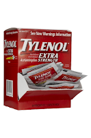 Tylenol Pain Reliever/Fever Reducer, 100 Count