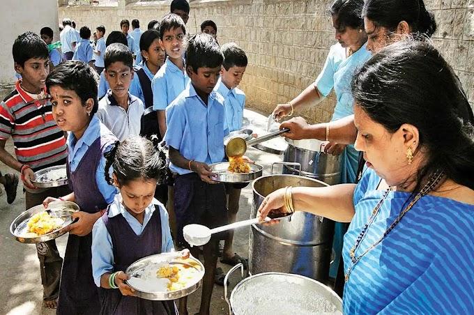 ब्रेकिंग - 02 अगस्त से स्कूलों में बनेगी मध्यान्ह भोजन , संचालनालय से आदेश जारी Mid -Day -Mil Will Be Made In Schools From August 02