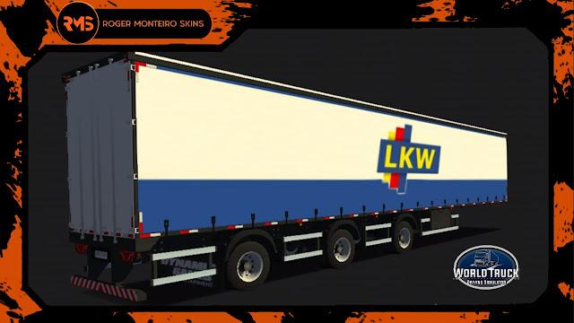 Sider - Carreta Sider - Skins Sider Wtds - Sider World Truck - Skins Wtds - Sider de empresas