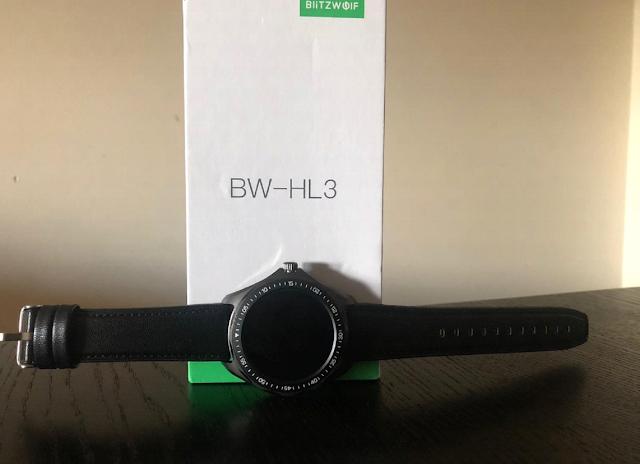 Review BlitzWolf BW-HL3