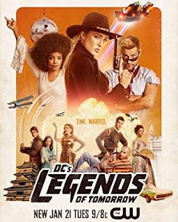 Legends of Tomorrow Season 5 WEB-HD