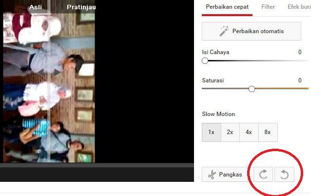 Cara Mengatasi Video Miring Atau Terbalik Di Youtube Didno76 Com