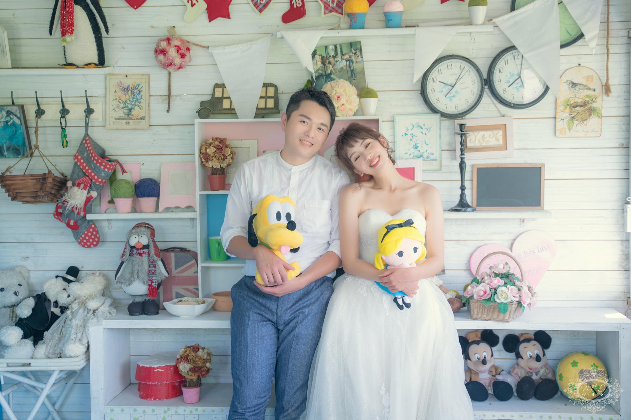 野餐風 淡水莊園婚紗基地 浪漫風格 逆光婚紗 唯美風 台北婚紗推薦 韓系小清新婚紗