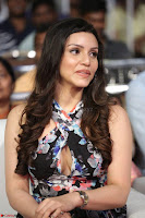 Kyra Dutta in a Deep neck Small Dress at Shamanthakamani pre release function ~  Exclusive 014.JPG