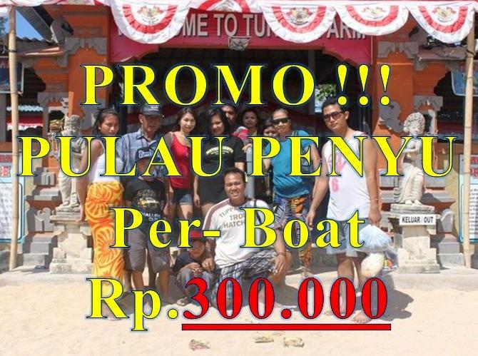 Pusat Wisata Air Di Bali Tanjung Benoa - Promo Pulau Penyu Murah !