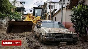 Torrential Rains Leave 15 Dead in Venezuela