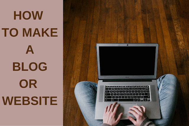 How To Start A Blog Or Website In Wordpress:Earn Online