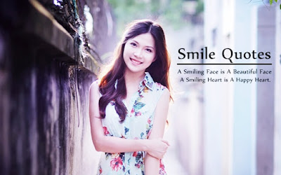 SMILE QUOTES IN ENGLISH: Quotes About Smile