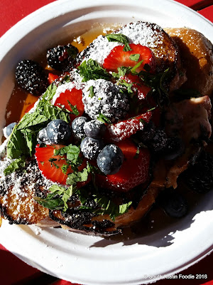 Brunch Haus stuffed french toast