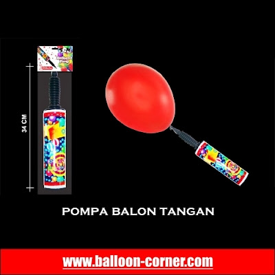 Pompa Balon Tangan (NEW)