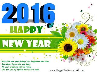 Kartu Ucapan Happy new year 2016 selamat tahun 2016 33