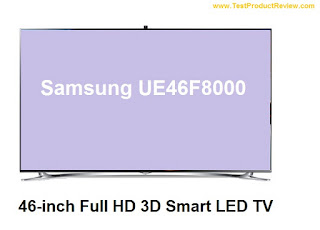 Samsung UE46F8000 TV review