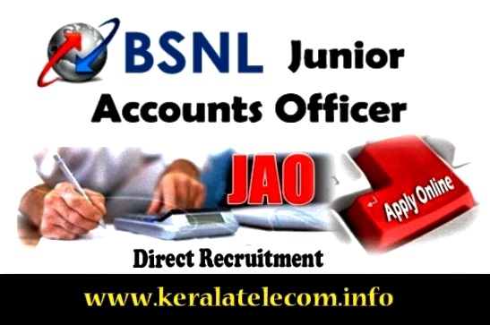 Opportunity for freshers: BSNL to recruit 996 Junior Accounts Officers from external candidates, Registration process ends on 15-10-2017
