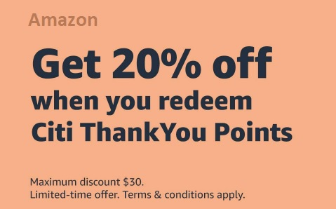 Full List of Amazon Shop With Points Promotions and Offers [2021]