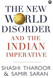 The New World Disorder and the Indian Imperative the indian imperative book review