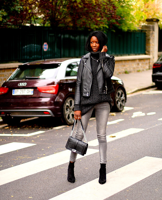inspiration-look-tendance-automne-veste-cuir-jeans-slim-bottines