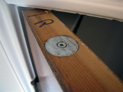 Тайник в двери. Процесс изготовления фото 2