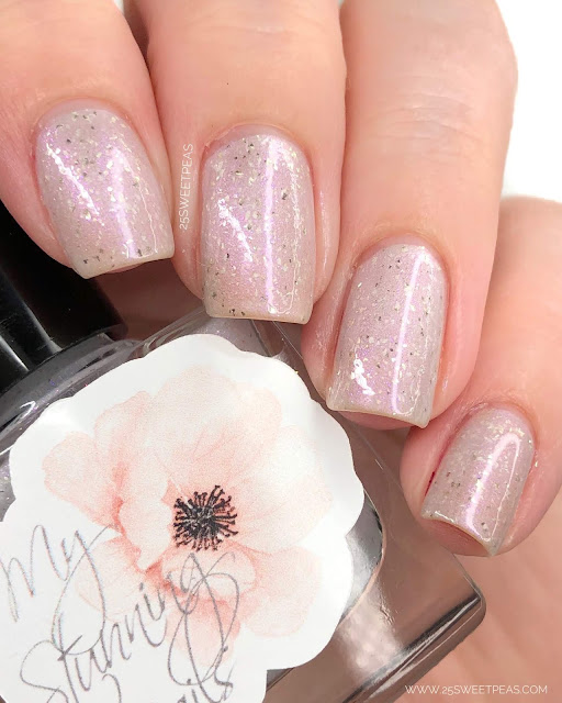 My Stunning Nails Icicle 25 Sweetpeas