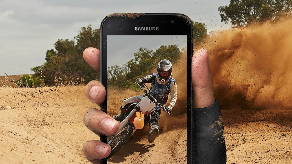 سامسونج تبدأ رسميًا بإصدار تحديث Android 9 Pie للهاتف Galaxy Xcover 4