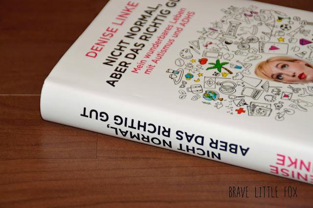 Buch Nicht normal, aber das richtig gut von Denise Linke
