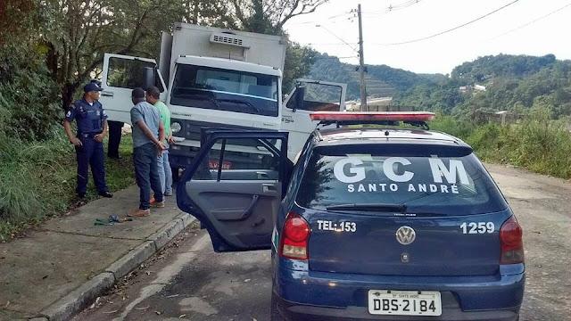 3° Inspetoria da GCM de Santo André detém meliantes por furto de carga de Nutella