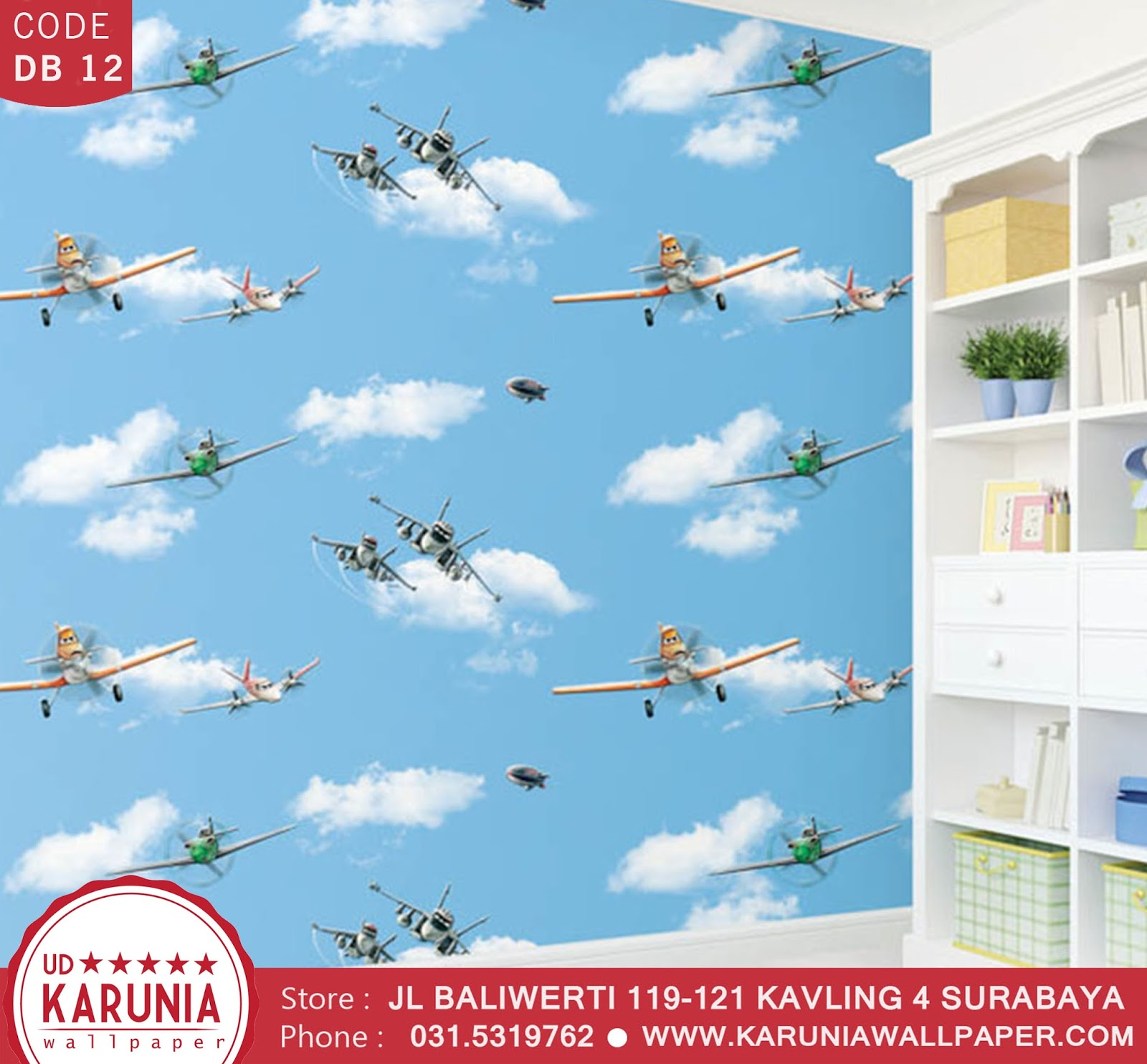 jual wallpaper karuniawallpaper disney