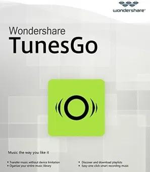 Wondershare TunesGo Crack 9.8.3.47 + Registration Key [Latest]