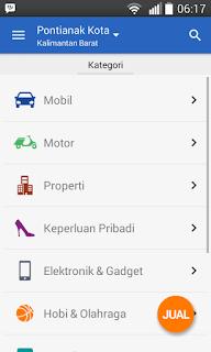 Jual Barang Lama Semakin Cepat Dan Mudah Dengan Aplikasi Mobile OLX